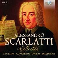 Alessandro Scarlatti Collection, Vol. 5