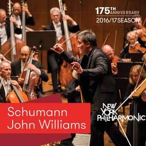 Schumann and John Williams