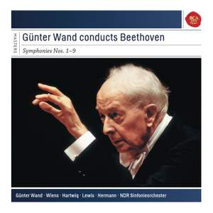 Gunter Wand conducts Beethoven Product Image