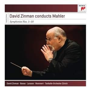 David Zinman conducts Mahler Symphonies Product Image