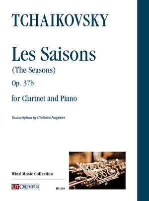 Tchaikovsky, P I: Les Saisons op.37b