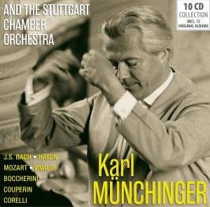 Karl Munchinger - Milestones of a Legend