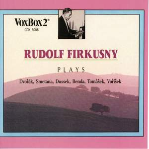 Rudolf Firkusny