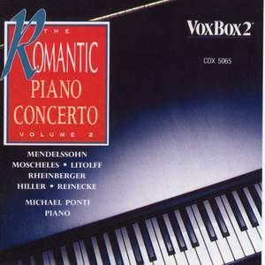 The Romantic Piano Concerto, Vol. 2