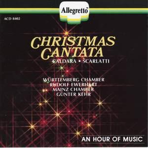 Caldara & Scarlatti: Christmas Cantatas
