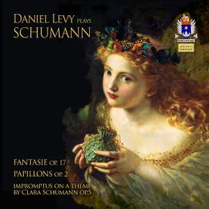 Schumann, Vol. 2: Fantasie, Papillons & Impromptus on a Theme by Clara Schumann