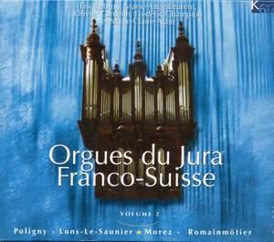 Orgues du Jura franco-suisse, Vol. 2