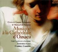 Musique à la Cathédrale d'Oaxaca