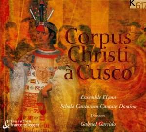 Corpus Christi à Cusco