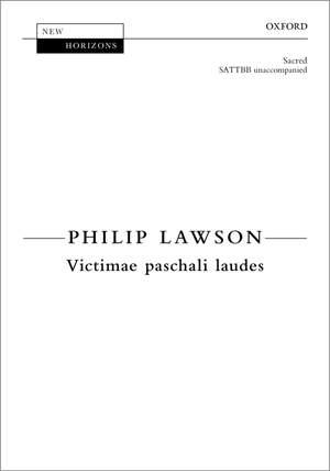 Lawson, Philip: Victimae paschali laudes