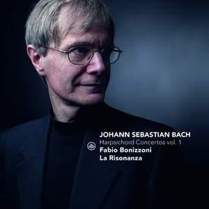 Bach: Harpsichord Concertos Vol. 1
