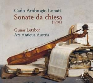 Lonati: Sonate da chiesa Product Image