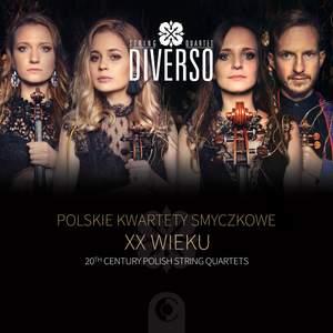 20th Century Polish String Quartets Product Image