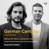 German Cantatas: Biber, JC Bach, Pachelbel