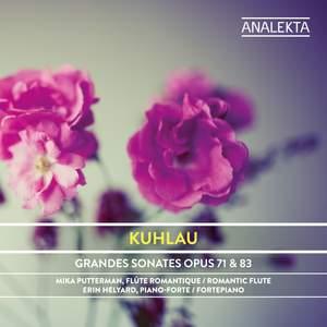 Kuhlau: Grandes Sonates, Op. 71 & 83 Product Image