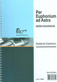 Bourgeois: Per Euphonium ad Astra Bass Clef