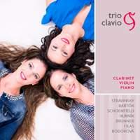 Clarinet, Violin, Piano