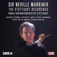 Sir Neville Marriner: The Stuttgart Recordings