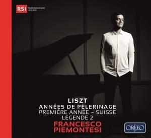 Liszt: Années de pélerinage; Première année - Suisse & Légende 2
