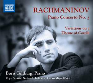 Rachmaninov: Piano Concerto No.3 & Variations on a Theme of Corelli Product Image