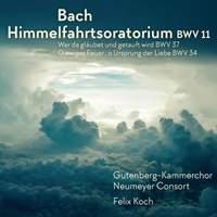 JS Bach: Ascension Oratorio, BWV11