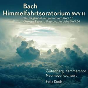 JS Bach: Ascension Oratorio, BWV11 Product Image