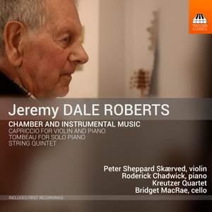 Jeremy Dale Roberts: Chamber and Instrumental Music