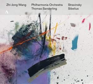Stravinsky & Sibelius: Violin Concertos Product Image