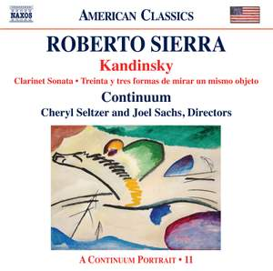 Roberto Sierra: Kandinsky Product Image