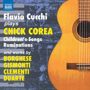 Flavio Cucchi plays Chick Corea