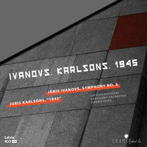 Ivanovs & Karlsons: 1945 Product Image