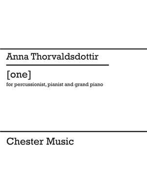 Anna Thorvaldsdottir: Anna Thorvaldsdottir: [one]