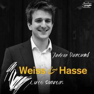 Weiss & Hasse: Lute Sonatas