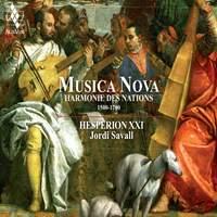 Musica Nova: the harmony of nations