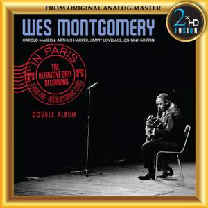 Wes Montgomery in Paris - The Definitive ORTF Recording
