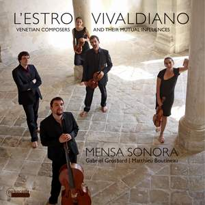 L'Estro Vivaldiano - Venetian Composers and their Influences Product Image