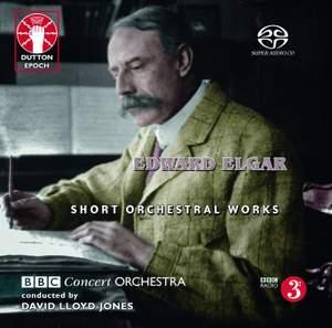 Elgar: Short Orchestral Works Product Image