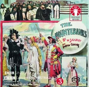 Gilbert & Cellier: The Mountebanks & Suite Symphonique Product Image