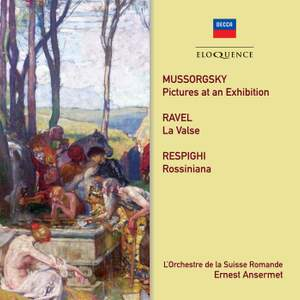 Mussorgsky, Ravel & Respighi: Orchestral Works Product Image