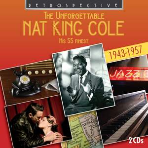 The Unforgettable Nat King Cole Product Image
