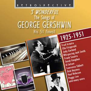The Songs of George Gershwin Product Image