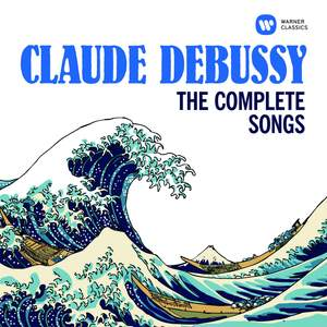 Debussy: The Complete Songs Product Image