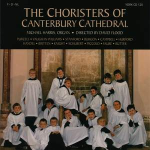 The Choristers of Canterbury Cathedral