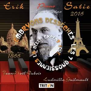 Erik Satie: Embryons desséchés