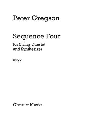 Peter Gregson: Sequence Four