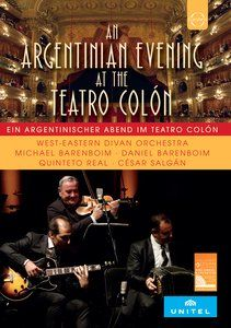 A Tango Evening at the Teatro Colón