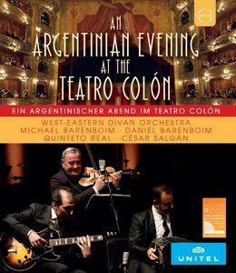 A Tango Evening at the Teatro Colón
