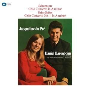 Schumann & Saint-Saëns Cello Concertos - Vinyl Edition