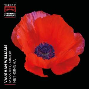 Vaughan Williams: Mass in G minor Product Image