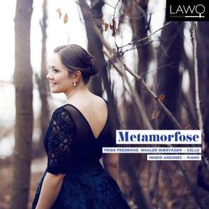 Metamorfose - Sounds Of Norwegian Cello